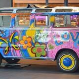 Combi hippie