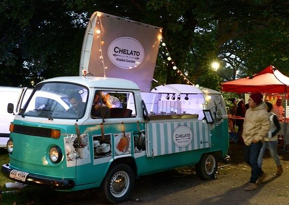 furgoneta food truck